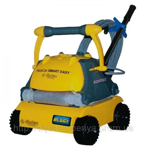 Робот-очиститель Aquacat Smart Easy Dinotec