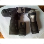 Buy Titan of PDShA11+ cordless screwdriver se