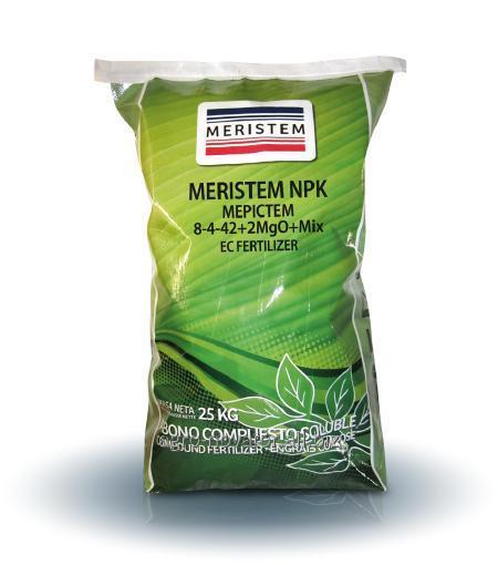 Купить Комплексные удобрения МЕRISTEM NPK 20:20:20+mix
