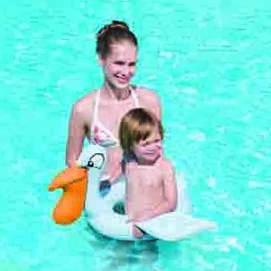 Круг детский Пеликан (3-6 лет) 64см х 56см.