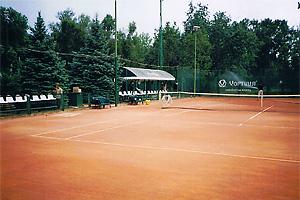Купить Строительство теннисных грунтовых кортов на профессиональном уровне