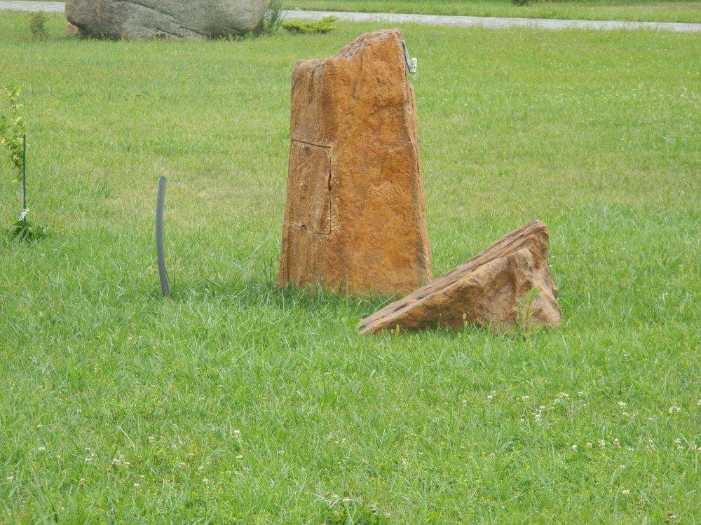 Купить Валун декоративный. Камень-скала.