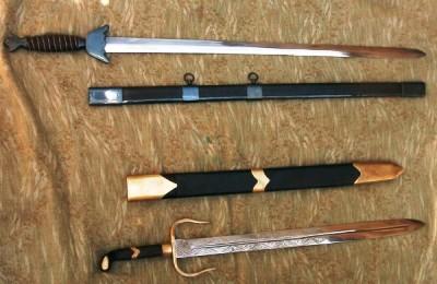 Купити Цзянь, китайський меч, виготовлення