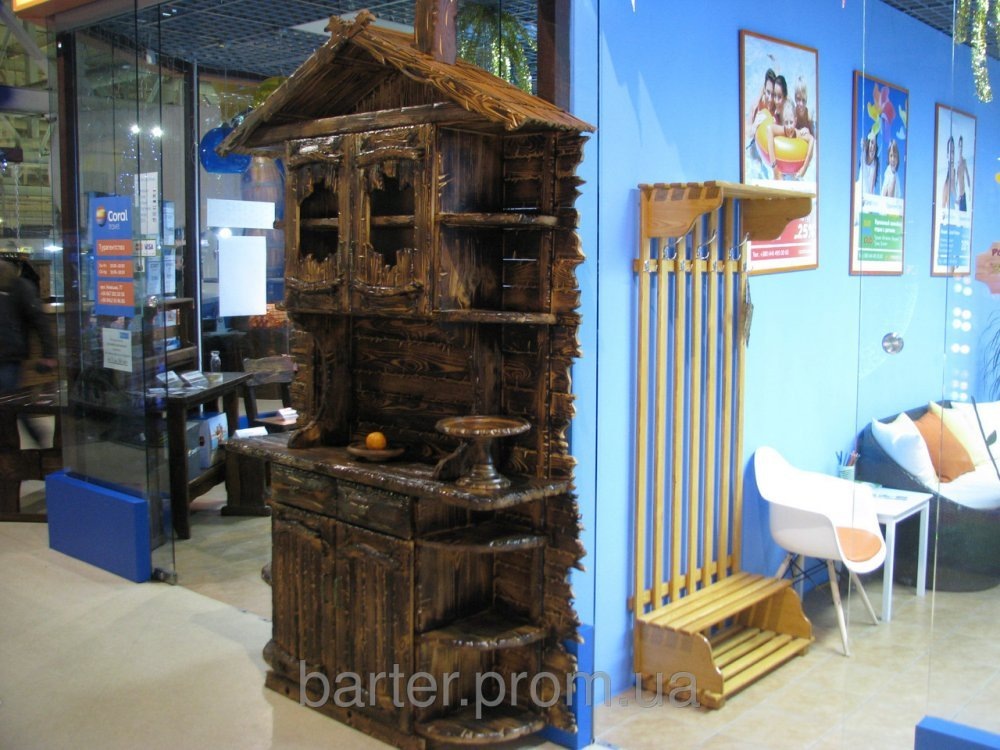 "Buy Furniture wooden brashirovanny ""Semi-antique"
