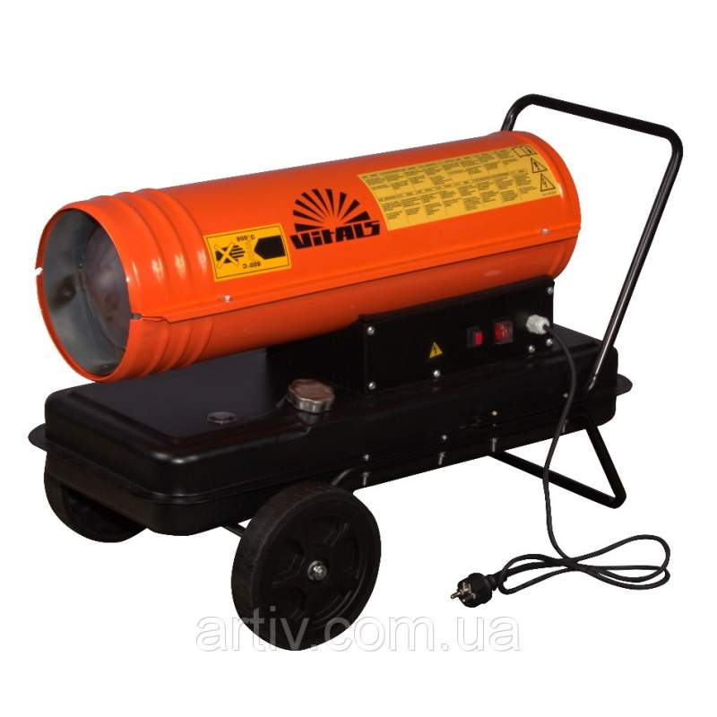 Купить Обогреватель дизельный Vitals DH-200