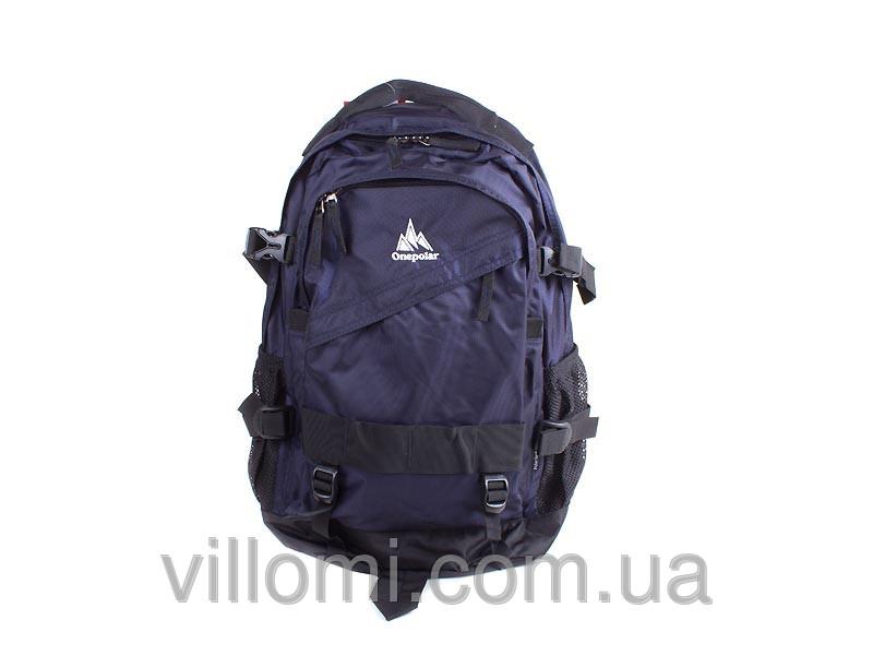 061bd2697872 Мужской рюкзак ONEPOLAR W1302-navy купить в Николаеве