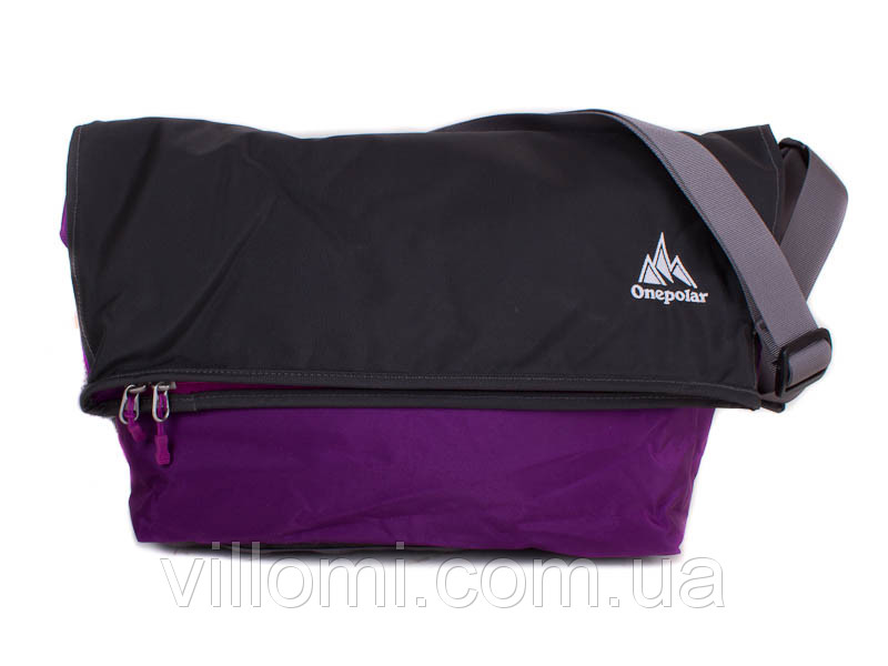 c9ffe28a7020 Женская спортивная сумка через плечо ONEPOLAR W5637-violet купить в ...