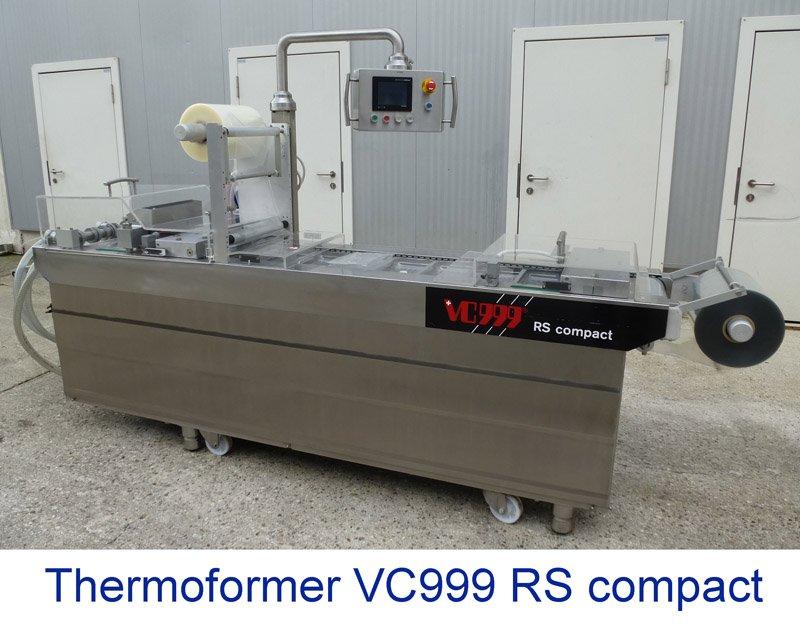Термоформер  VC999 RS compact