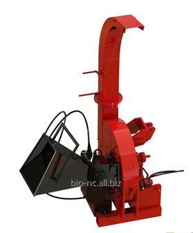 Купити Рубильная машина МРТ 180 тракторна (4-6 м3/год) - без гідроподачі