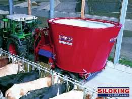 Купить Кормосмеситель немецкий Siloking от 3 до 80 куб.м.