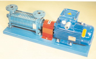 Buy Pumps for pumping of the liquefied gas of the COPRIM company (Italy)