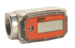 Счетчик для сжиженного газа пропан-бутана
