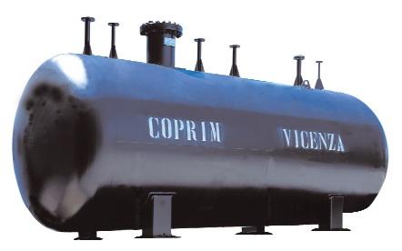 Емкости для сжиженного газа пропан-бутана