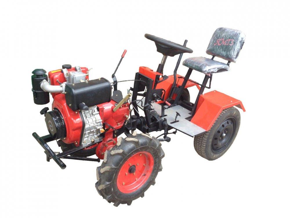 "Buy Adapter-mototraktor TM ""Yarilo"" (for motor-blocks of air cooling of 6-9 h.p., + wheels)"