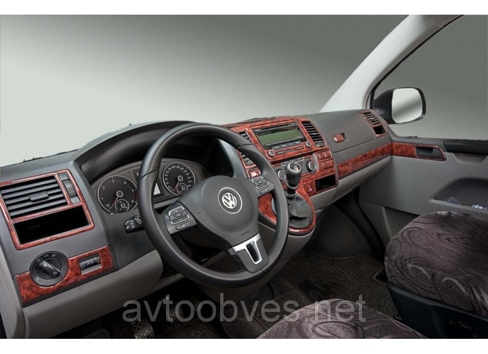 Купити Декоративні накладки салону Volkswagen Т4 (фольксваген т4)