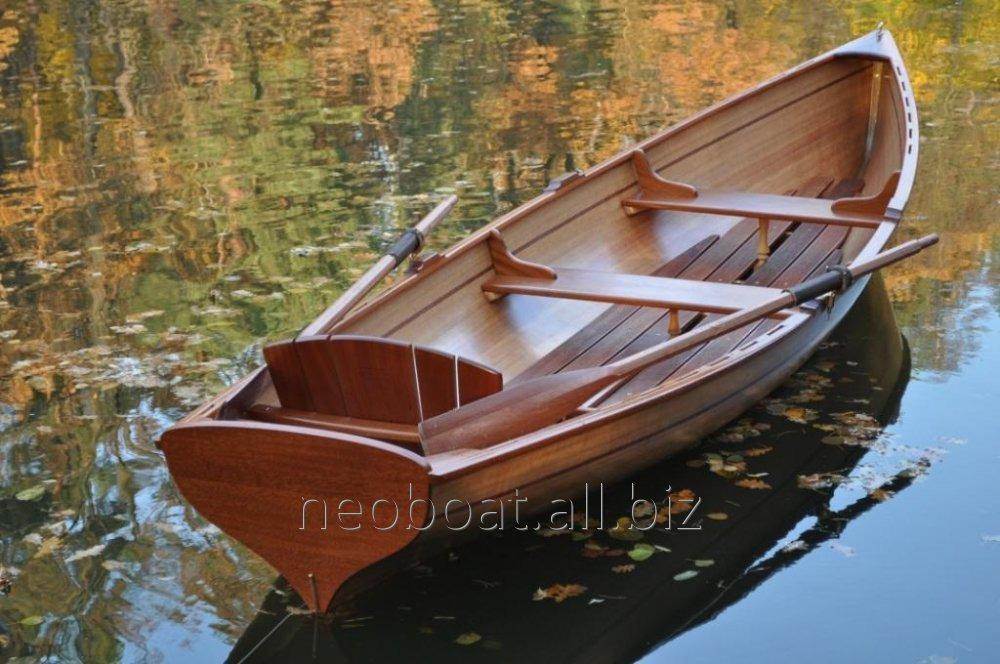 Лодка  Wooden Boat Whitehall