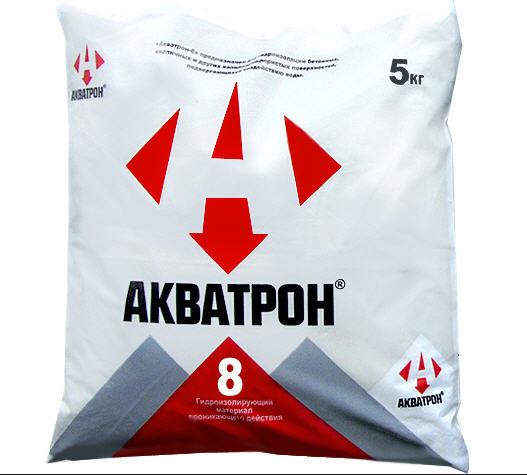 Купить Гидроизолирующие материалы АКВАТРОН-8