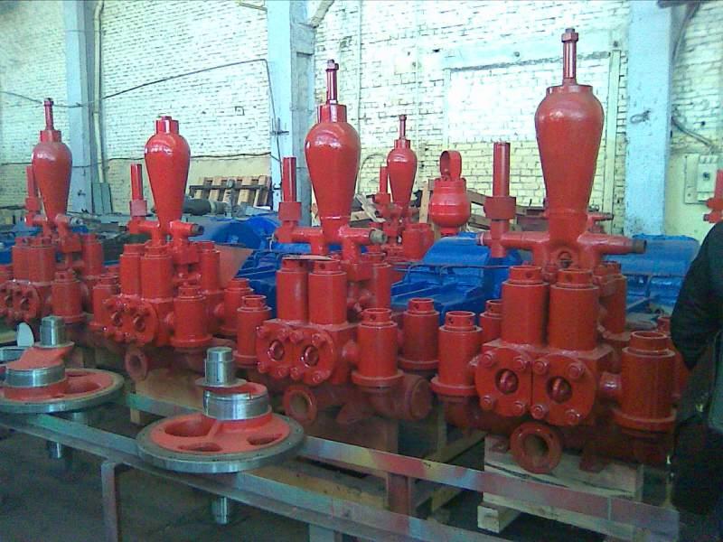 Buy Pump cementing NPTs-32, Pump three-plunger 3PN-32, 3PN-70, NZP-25, Installations pump UN-450h700, UNB1-125h320, UNB-125h500U, UNR-200h170