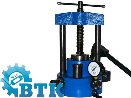 Buy Hydraulic press of manual PGR-10