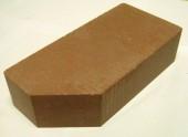 Купить Кирпич скошенный угол коричневый