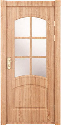 Купить Двери межкомнатные Акация D1