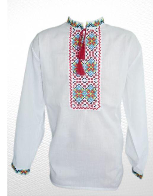 Сорочка вишита на хлопчика М-1011 дитяча купити в Дрогобич f458b743e5051