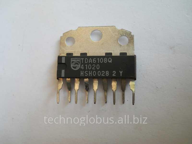 Микросхема TDA6108Q 449