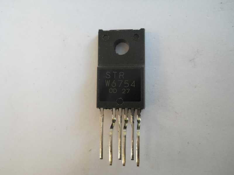 Купить Микросхема STRW6754 958