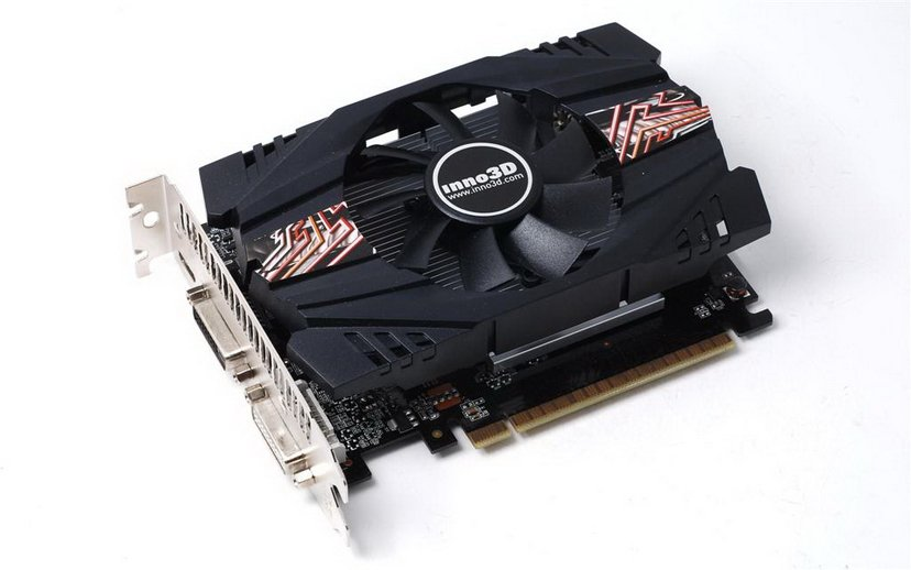 Видеокарта Inno3D Geforce GTX 650 Green (N65G-4SDV-D5CW)