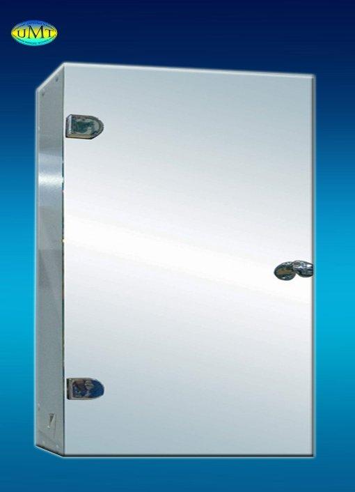 Купить Зеркальный шкафчик в ванную 34ШП