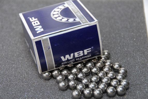 Подшипники WBF
