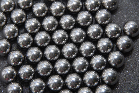 Шары из кремний - молибденовой стали