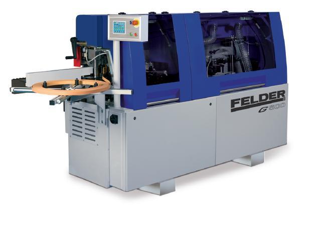 Кромкооблицовочный станок Felder G 500 x-motion plus