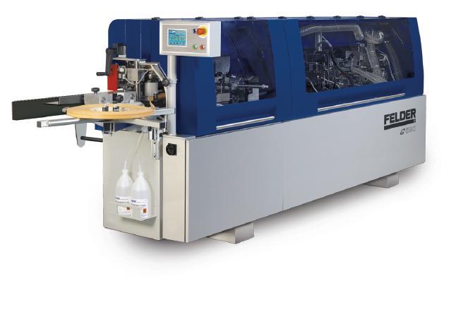 Кромкооблицовочный станок Felder G 580 x-motion plus