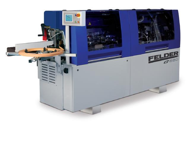 Кромкооблицовочный станок Felder G 560 x-motion plus