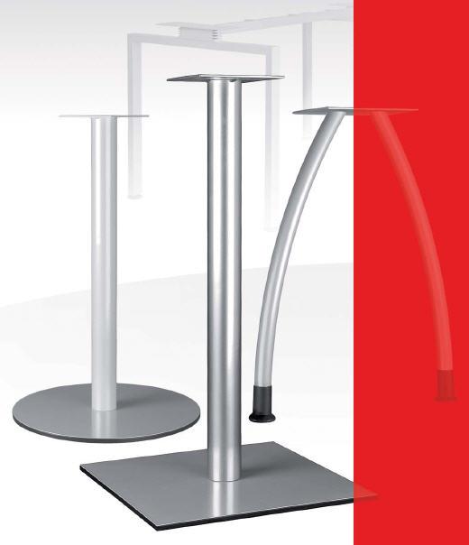 Купить Опоры мебельные. Производство оснований и каркасов для столов.