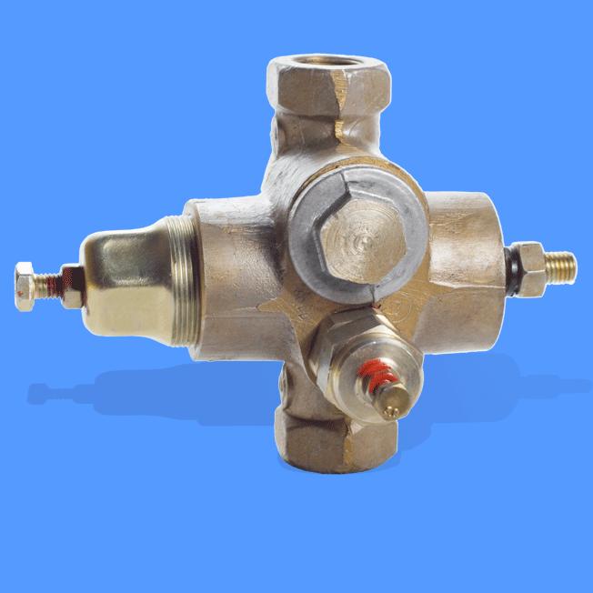 Купить Регулятор давления воздуха с предохр. клапаном (ПААЗ)