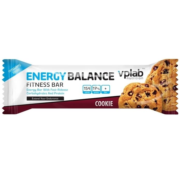 Купить Специализированные продукты VP LAB ENERGY FITNESS BAR, 35G