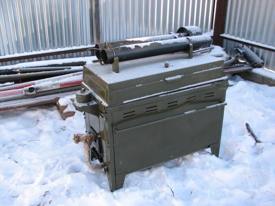 Comprar La cocina de campo portátil КП-30м