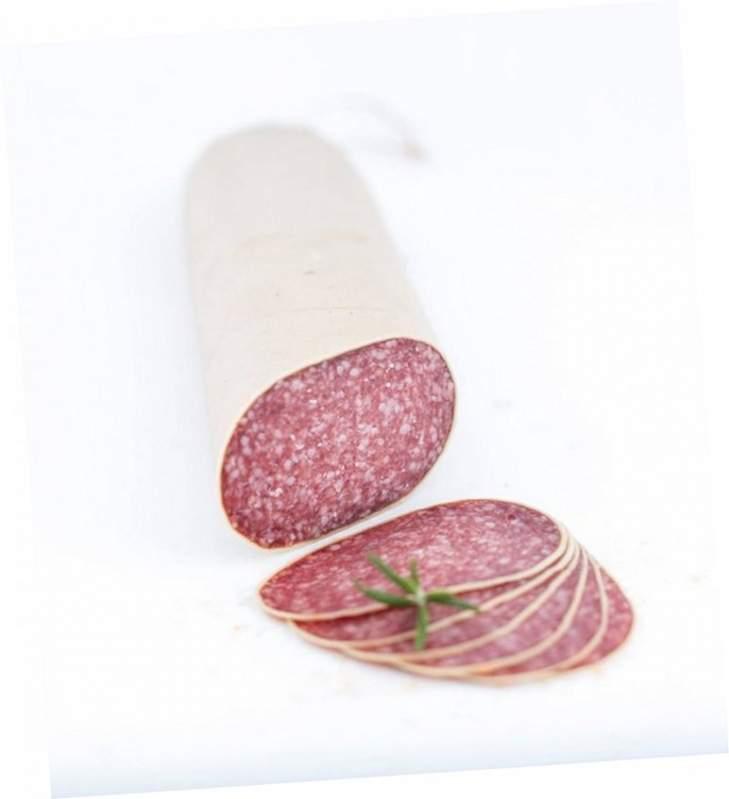Колбаса Франция с/к с сыром снаружи