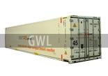Контейнеры сорокафутовые рефрижераторные паллетного типа, 40 футовые рефконтейнеры паллетного типа  Доставка + дальнейшая перевозка по Украине, СНГ, Миру
