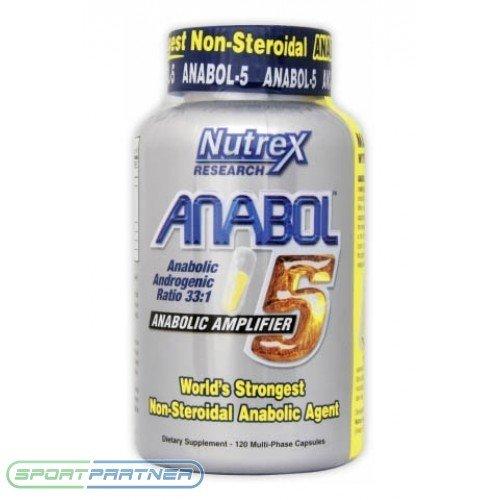 Buy Anabol-5 120 kaps
