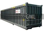 Контейнеры сорокафутовые опентоп, 40 футовые контейнеры open-top  Доставка + дальнейшая перевозка по Украине, СНГ, Миру