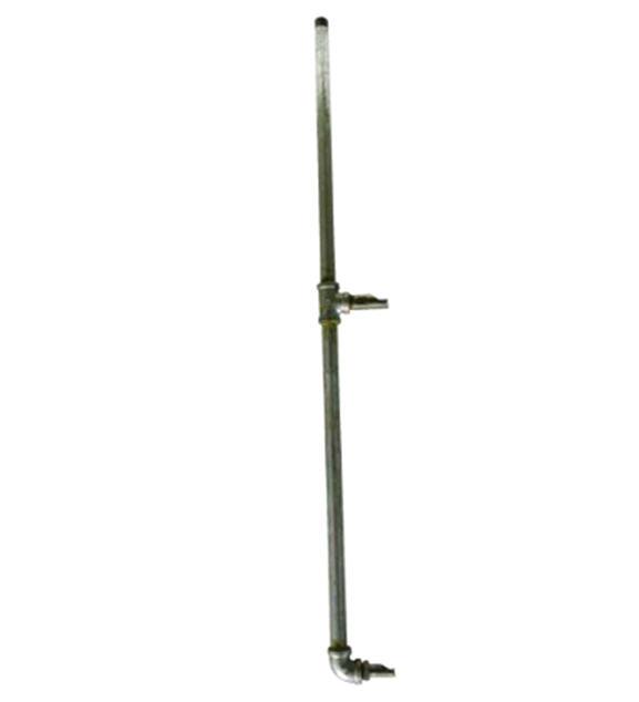 Труба для подачи воды в станок для опороса International