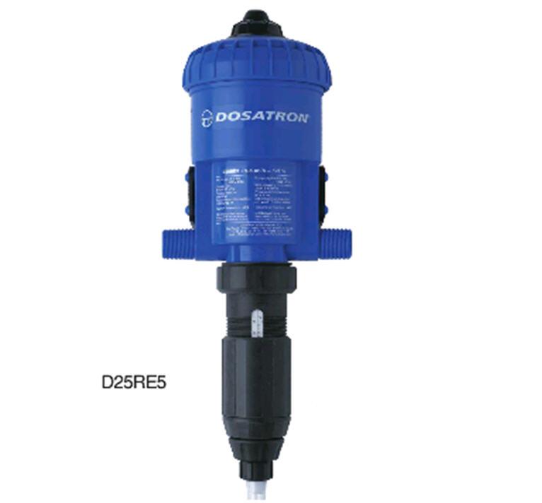 Распространенные запчасти Dosatron D25RE5 (D25RE5) (для медикаторов с регулируемым дозированием)