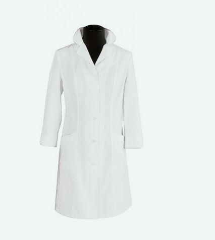 Халаты медицинские белые