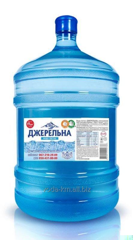 """Рогатинська """"Джерельна"""" - вода артезианская бутилированная 18,9 л"""