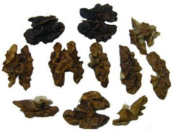 Сушка грецкого ореха