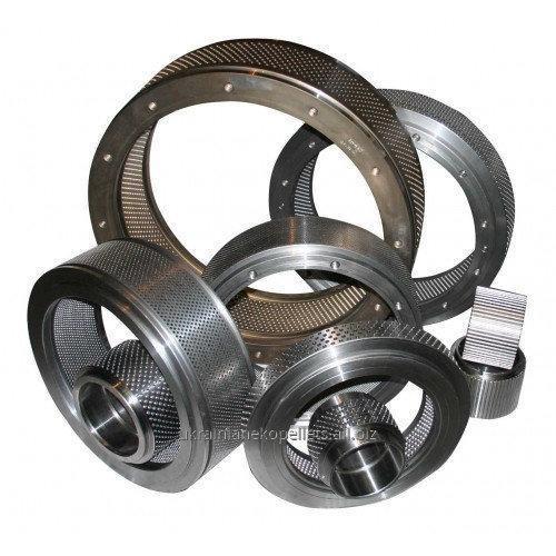 Купить Матрицы итальянской фирмы La Meccanica к грануляторам: ОГМ-1.5, ОГМ-0.8 и другим. 6-8 mm