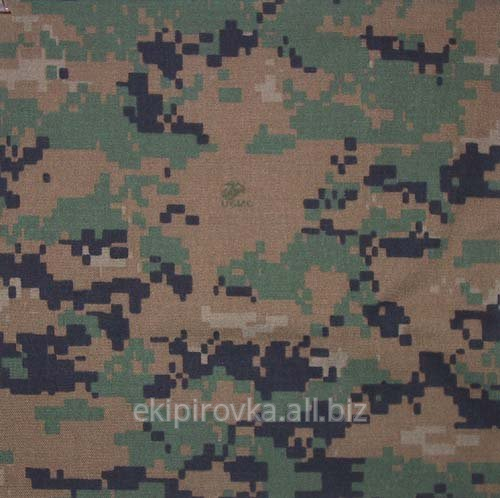Buy Waterproof Waterproof fabric, taslan. UCP/MARPAT coloring clothes